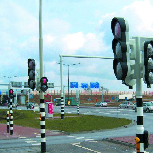 Ontwerp verkeerslichtenregeling