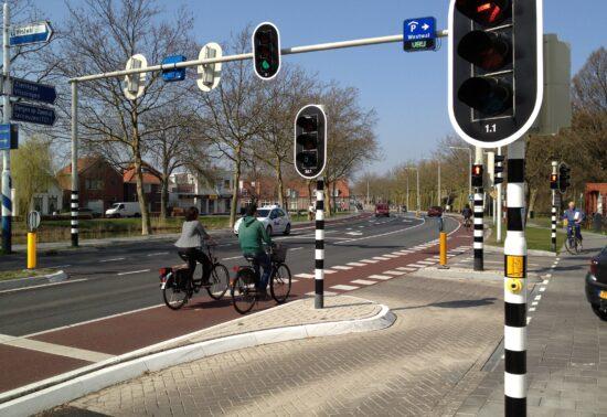 Programmeren verkeerslichtenregeling