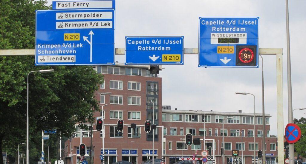 Verkeersmodelstudie Algeracorridor basis voor afname files