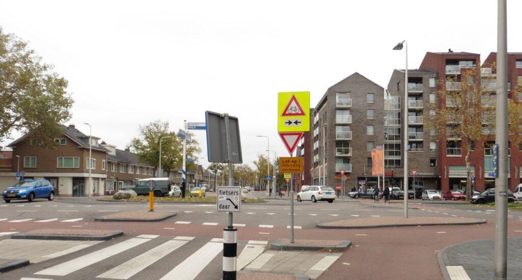 Verkeersveiligheid voorrangsplein Utrecht kan beter