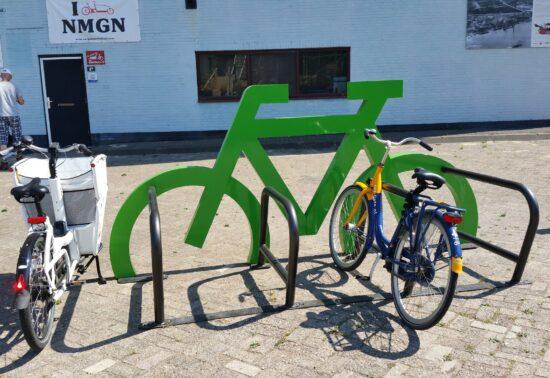 Waar kan ik mijn fiets kwijt? Actualisatie fietsparkeerkencijfers