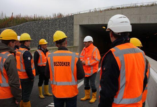 Exclusieve studiedag voor verkeersveiligheidsauditoren hoofdwegennet